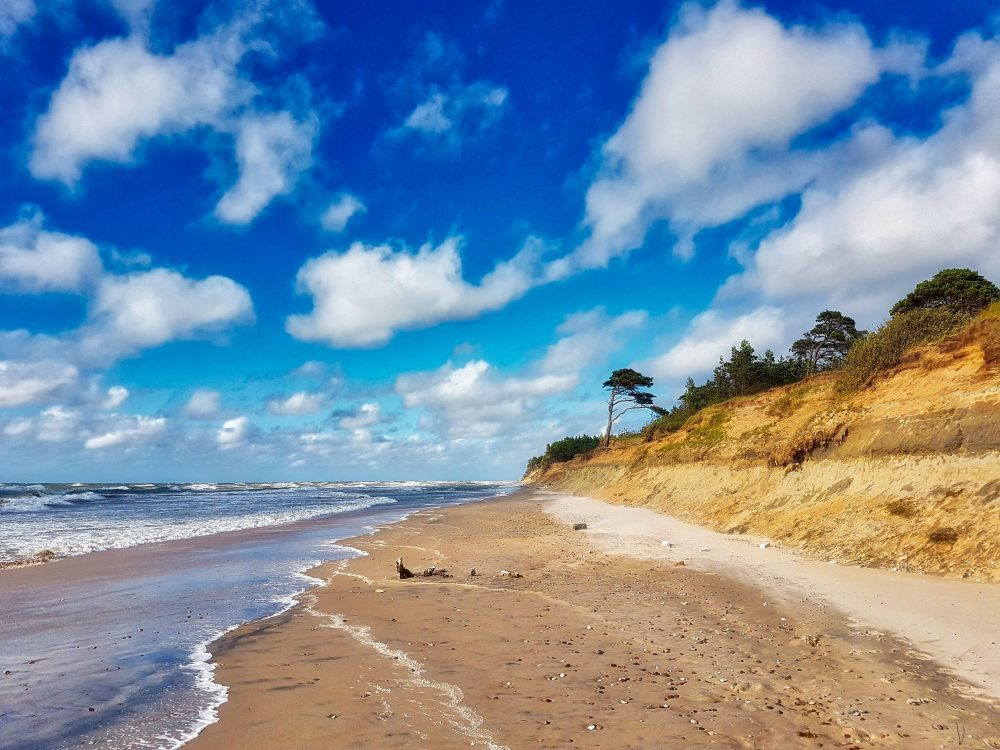 Beaches in Latvia _ close to Ventspils _ Escaperies