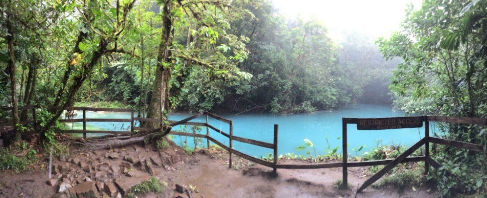 Adventure trip _ Costa_Rica _ Rio_Celeste _pano