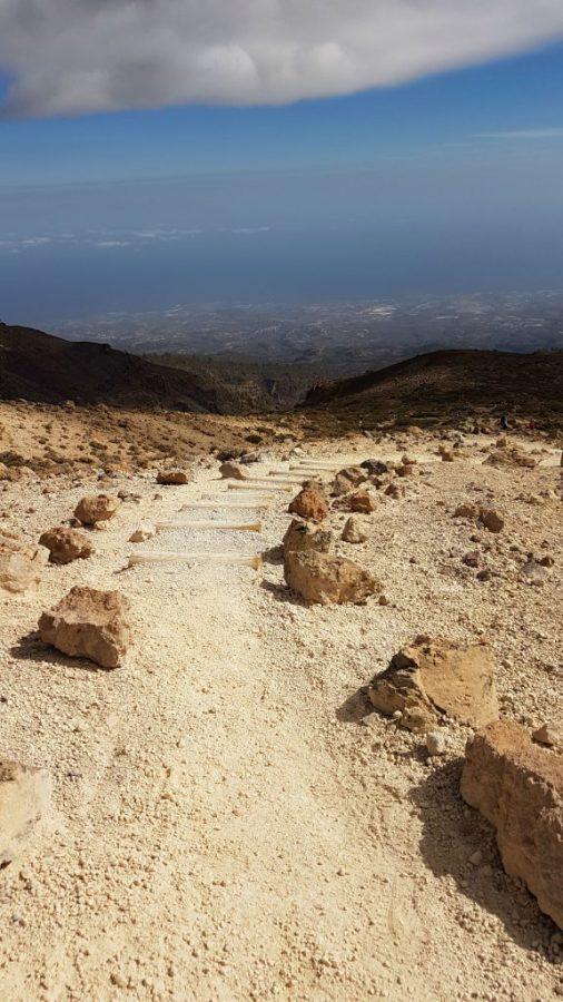 Hiking in Tenerife _ Mount Guajara hike