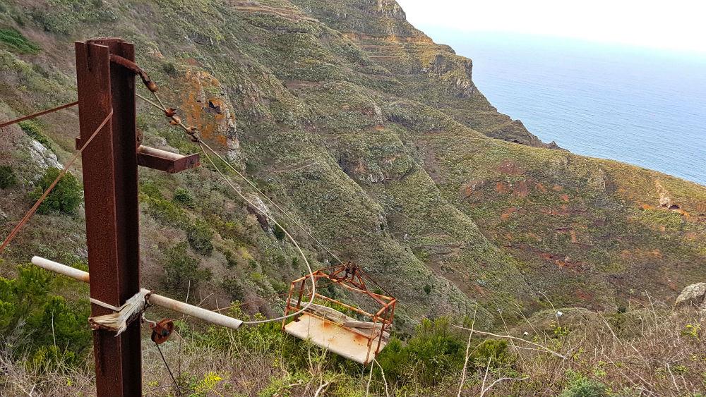 Hiking in Tenerife _ Cruz del carmen to Chinamata hike