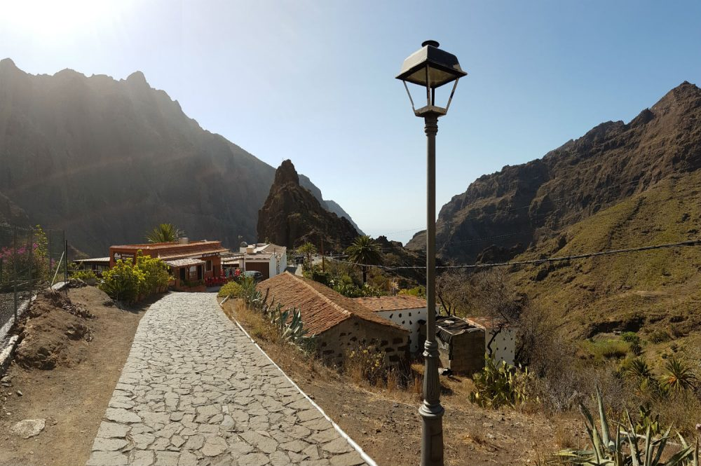 Hiking in Tenerife _ Masca village