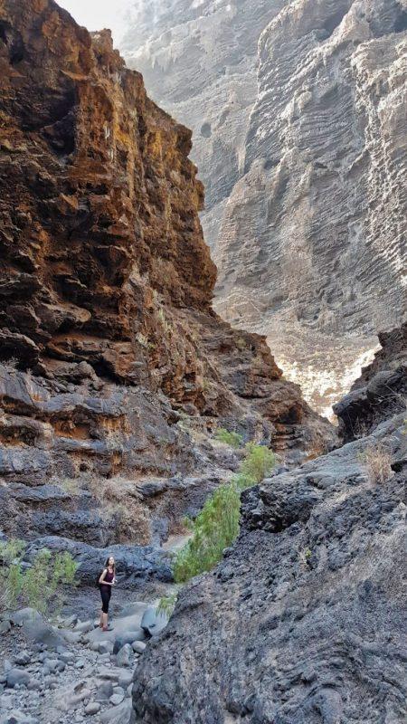 Hiking in Tenerife _ Masca walk
