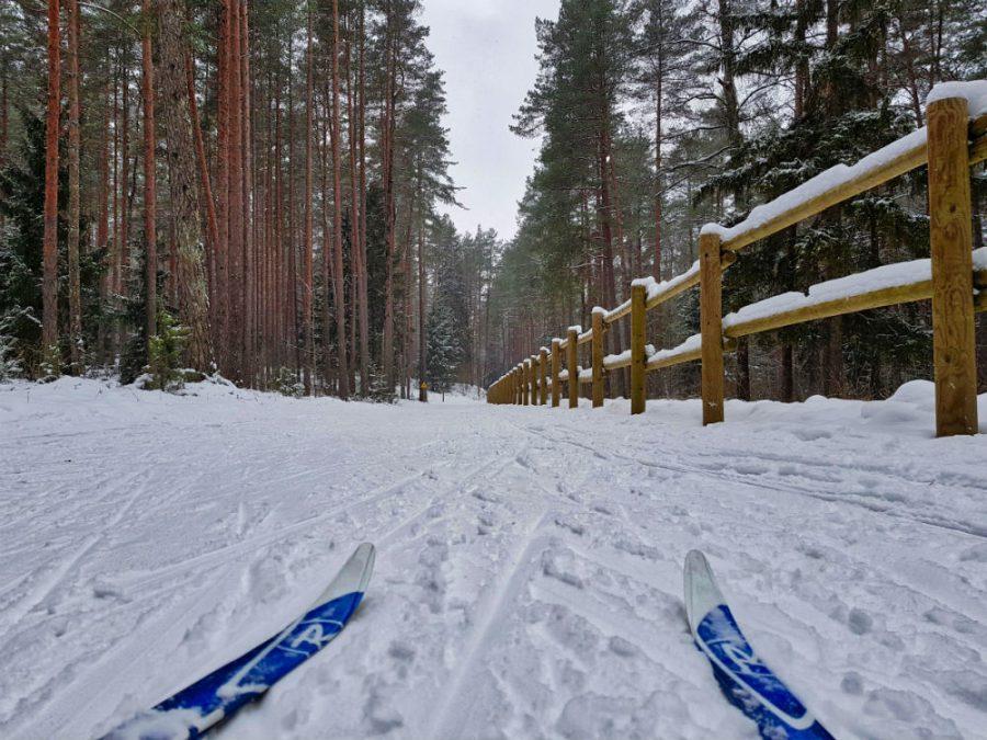 Latvia Cross Country Skiing