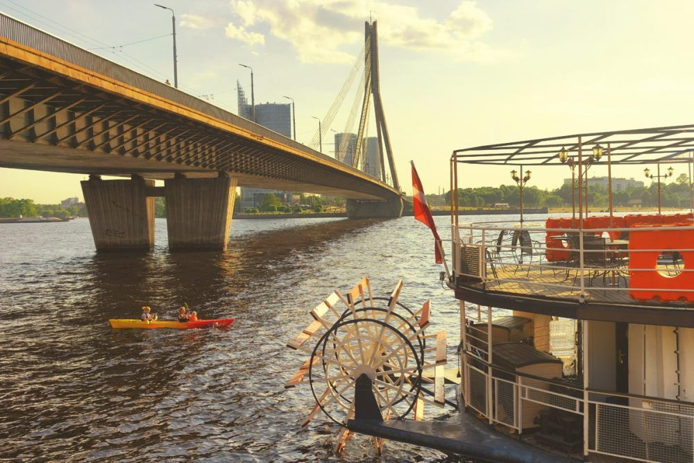 Latvia Riga Escaperies