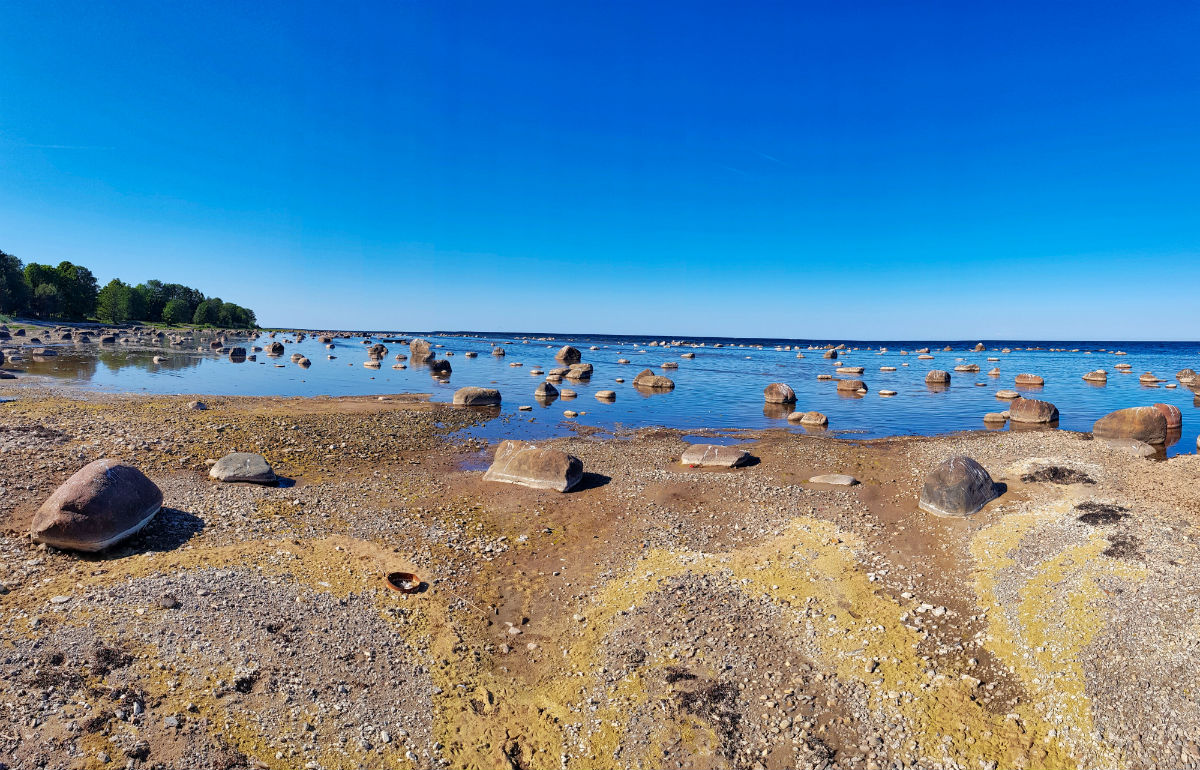 Beach hiking _ quiet beach holidays _ Latvia _ Kaltene