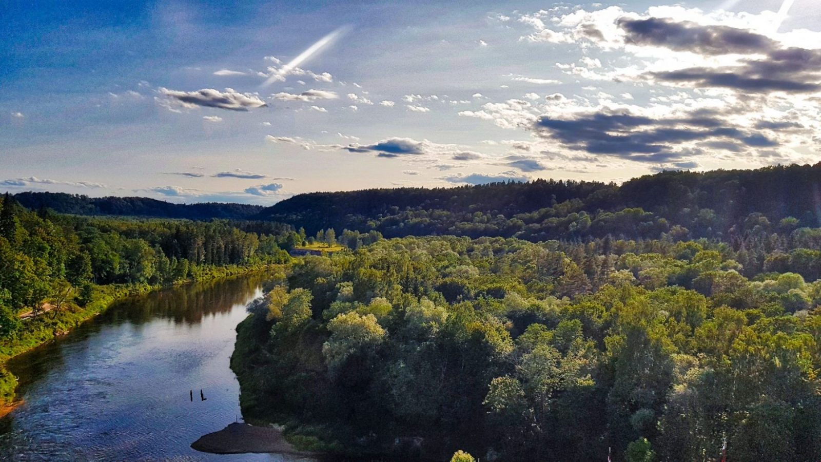 Places to visit in Latvia_Gauja River_Gauja National Park_Escperies