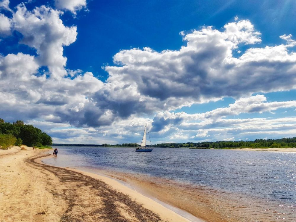 Beches in Latvia _ Escaperies