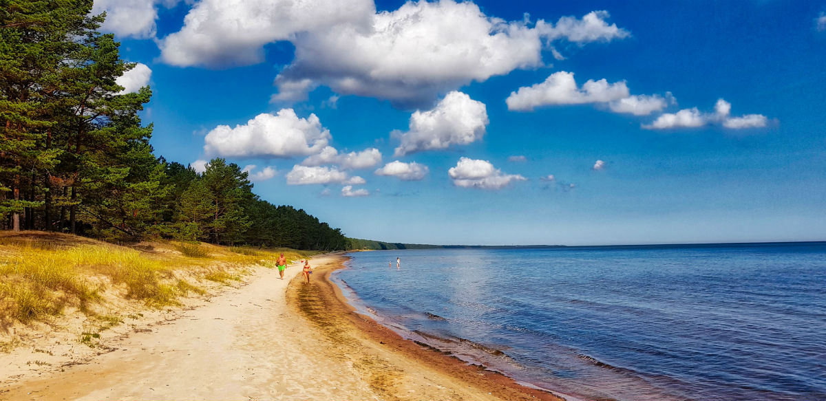 Beaches in Latvia _ Melnsils _ Escaperies