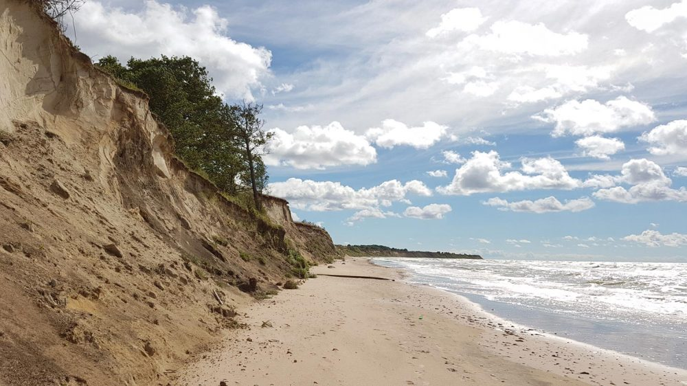 Places to visit in Latvia_Jurkalne Steep Coast_Escaperies
