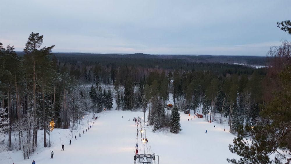 Mountain skiing _ Latvia _ Riekstukalns_Escaperies_i-Da Adventures